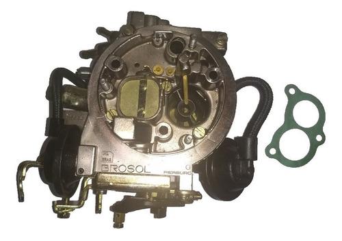 Carburador 2e Gol Quadrado Motor Ap 1.6 Álcool Brosol