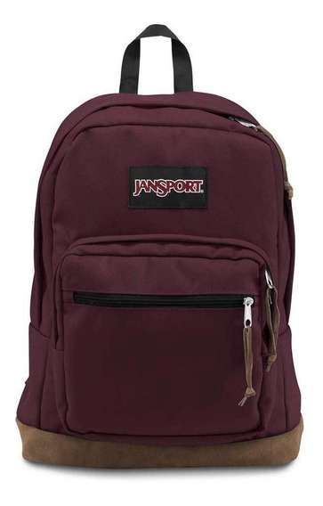 Mochila Jansport Right Pack Dried Fig