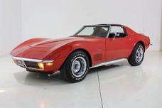 1972 Chevrolet Corvette Stingray Targa