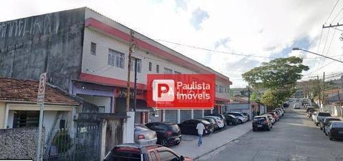 Imagem 1 de 5 de Loja Para Alugar, 250 M² Por R$ 12.000,00/mês - Cidade Dutra - São Paulo/sp - Lo0369