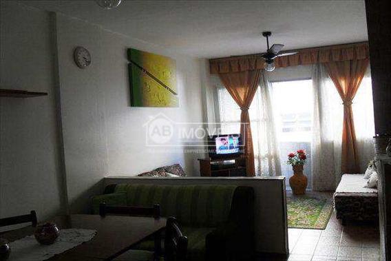 Apartamento Em Santos Bairro Aparecida - A1757