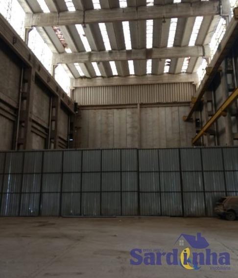 Galpão Para Locação - 750m² - Potuverá - Itapecerica Da Serra - Sp - Ml1304