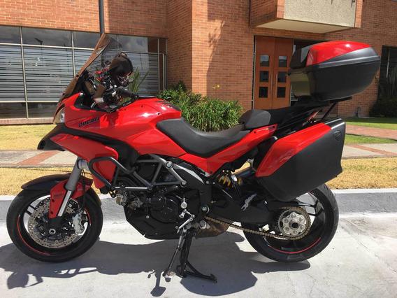 Vendo/cambio Ducati Multistrada 1200 S Por Moto Bmw