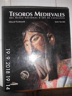 Libro Tesoros Medievales Del Museo Nac. Arte De Cataluña