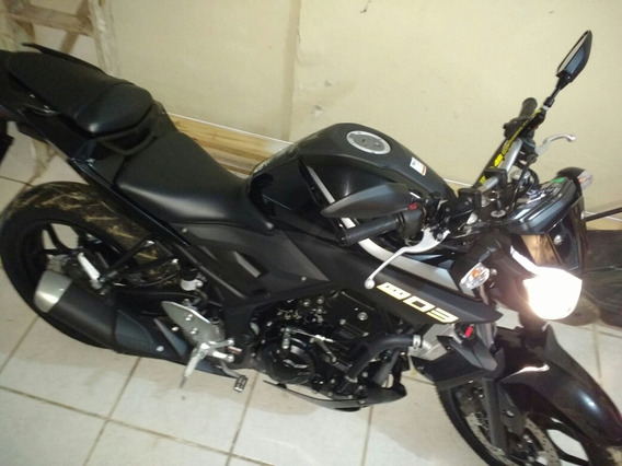 Yamaha Mt03abs