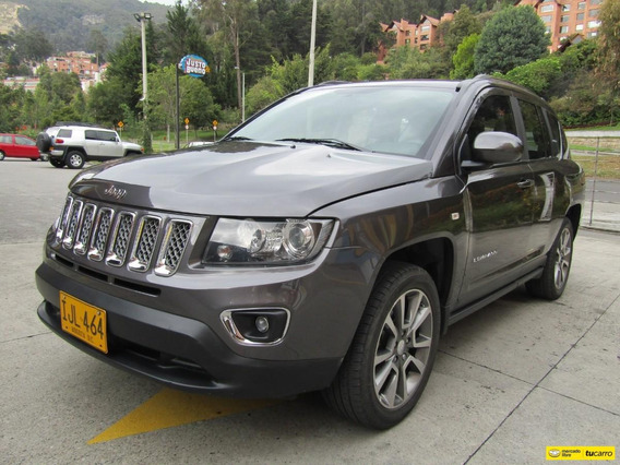 Jeep Compass Limited At 2400cc 4x4