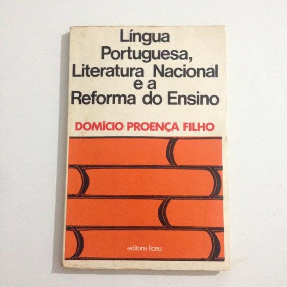 Livro Língua Portuguesa, Literatura Nacional E A Reforma C2