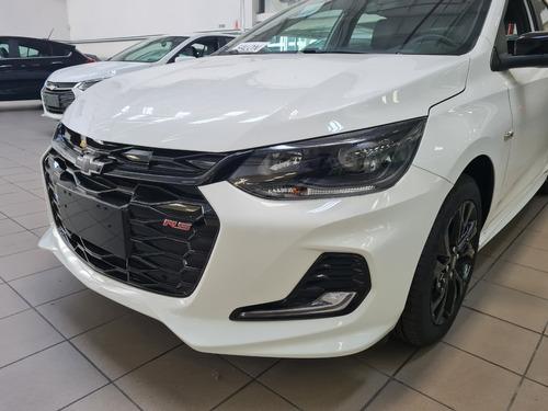 Chevrolet Onix Rs 1.0 Turbo Entrega Inmediata En Junio Nt