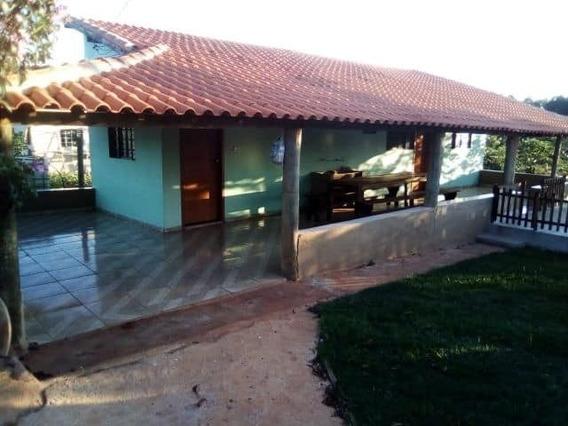 Chácara Em Ribeirão Do Sul Com Casa, Quiosque E Piscina