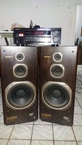 Conjunto De Som Com Amplificador Sintonizador Pioneer