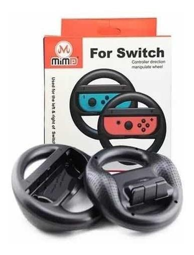 Par Volante Para Nintendo Switch Controle Com Nfe