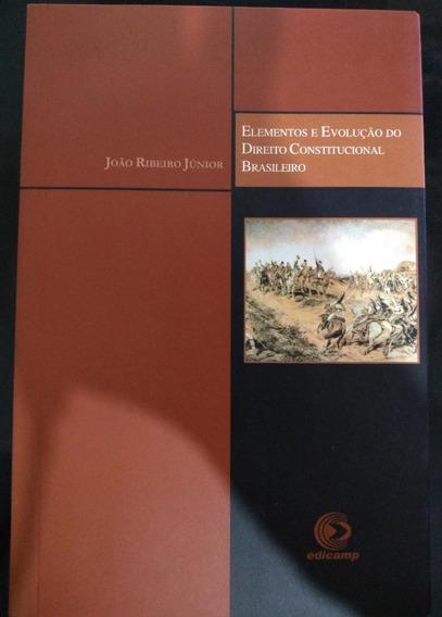 Elementos E Evolução Do Direito Constitucional Brasileiro