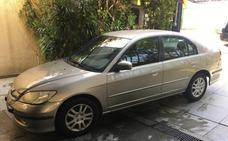 Honda Civic 1.7 Lx 2005 Automatico