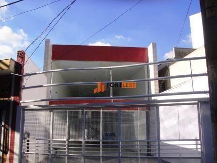 Imagem 1 de 9 de Salão Para Alugar, 308 M² Por R$ 7.500,00/mês - Vila Formosa - São Paulo/sp - Sl0007