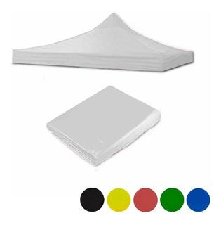 Repuestos De Lonas 3x3 Y 2x2 100% Impermeable Colores