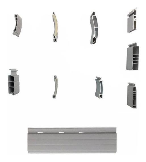Cortina Pvc / Aluminio - Varillas Pvc / Aluminio - Bork