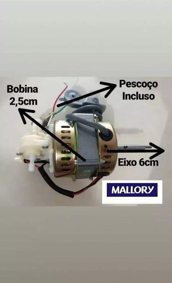 Motor Ventilador Mallory 40cm Turbo 220v Original