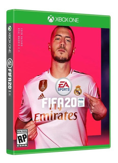 Fifa 20 Xbox One Juego Físico Entrega Inmediata!!