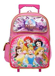 Princesa De Disney Cinderella Belle Rapunzel Ariel 16 Pulgad