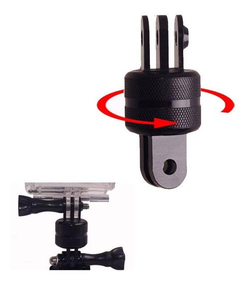 Adaptador Gopro Pivo Arm Aluminio Rotação Gp1,2,3+,4,5