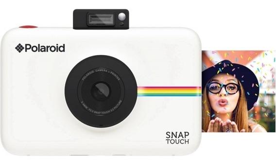 Câmera Polaroid Snap Touch Polstb Branco