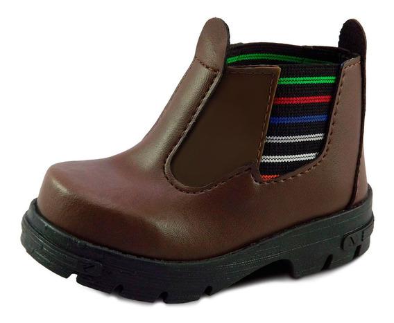 Bota Botina Jequinha Country Sapato Bebe Infantil