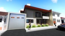 Oficina De Arquitectura Diseño Proyectos Vivienda Local 3d