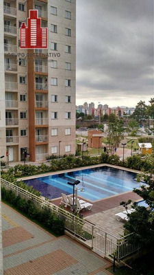 Apartamento Com 2 Dormitórios Para Alugar, 54 M² Por R$ 1.280/mês - Penha - São Paulo/sp - Ap0045