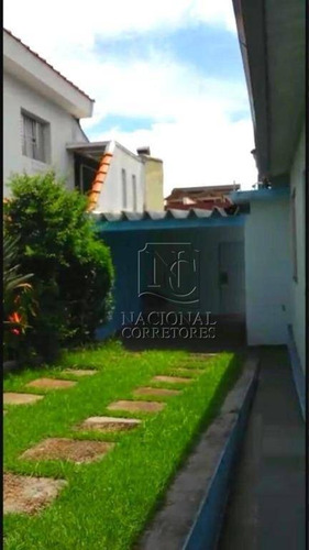 Terreno À Venda, 90 M² Por R$ 690.000,00 - Parque Das Nações - Santo André/sp - Te1124