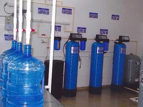 Plantas Potabilizadoras De Agua
