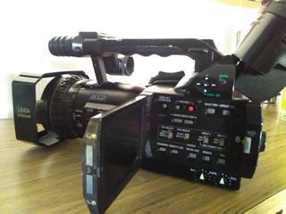 Vendo Camara Panasonic Ag 100 B Mini Dv
