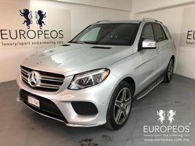 Mercedes-benz Gle 400 Sport Blindada De Fabrica 2017