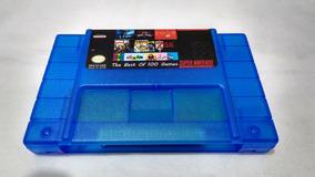 Cartucho Fita Super Nintendo Snes 102 Em 1 Com Donkey Kong