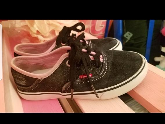 Zapatos Levis De Niñas