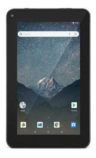 Tablet Multilaser M7s Go Preto 7.0 , Wi-fi, Android 8.1 16gb