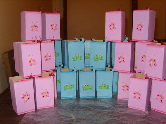 Portalapices Souvenirs Lapicero Fibrofacil Golosinero X10
