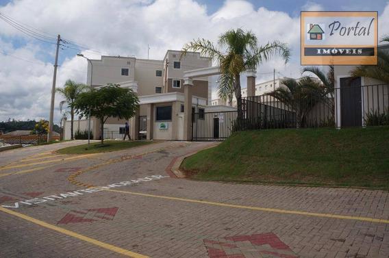 Apartamento No Jardim Marsola Em Campo Limpo Paulista S.p. - Ap0010