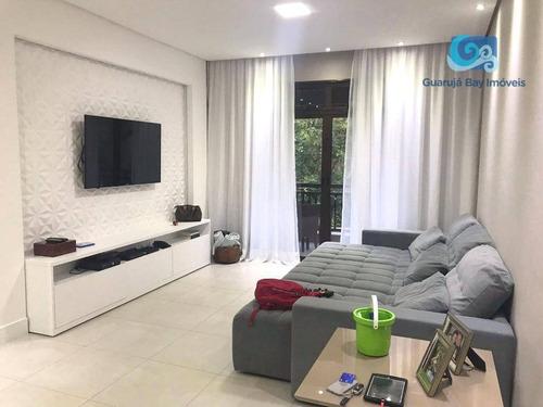 Imagem 1 de 23 de Apartamento À Venda - Praia Da Enseada - Guarujá. - Ap4549