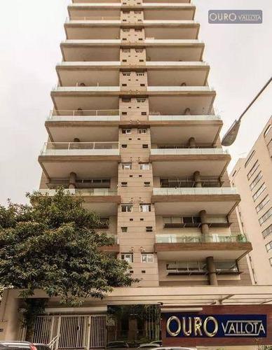 Apartamento Duplex Com 2 Dormitórios À Venda, 113 M² Por R$ 2.300.000,00 - Paraíso - São Paulo/sp - Ad0034