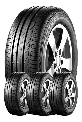 Kit 4u 215/50 R17 91 V Bridgestone Turanza T001 Envío $0 Cuo
