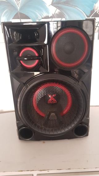 Caixa Acústica Esquerda LG Mod.nj98fl No Estado Ref: Ac870