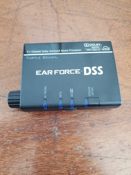 Turtle Beach Ear Force Dss 7.1 Dolby Surroundsound Processor