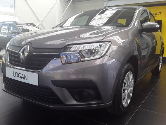 Renault Logan Life Ph2 2021