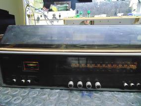 Placa Do Amplificador E Painel Do Philips Ah 902
