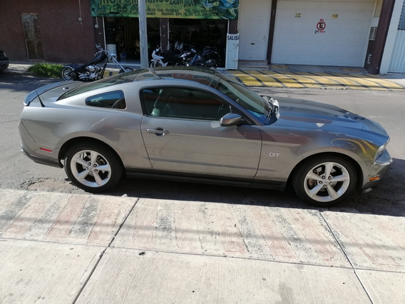 Ford Mustang Gt Techo Panoramico 2010 Fact Orig Motomaniaco