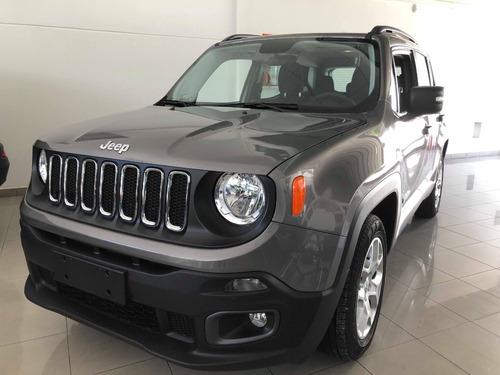Jeep Renegade Sport 1.8 Mt5 Okm 2021 Entrega Inmediata #11