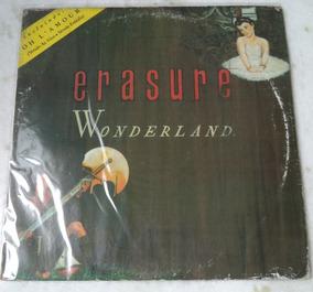 Lp Erasure - Wonderland