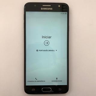 Smartphone Samsung Galaxy J7 Prime 32gb Mancha No Display