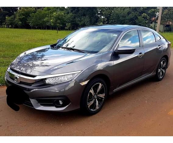 Honda Civic Sedan 1.5 Touring Turbo Aut. 2017