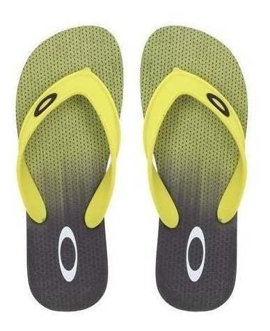 Chinelo Oakley Wave Point Original Pronta Entrega